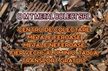 Buzau - D M T METAL COLECT SRL
